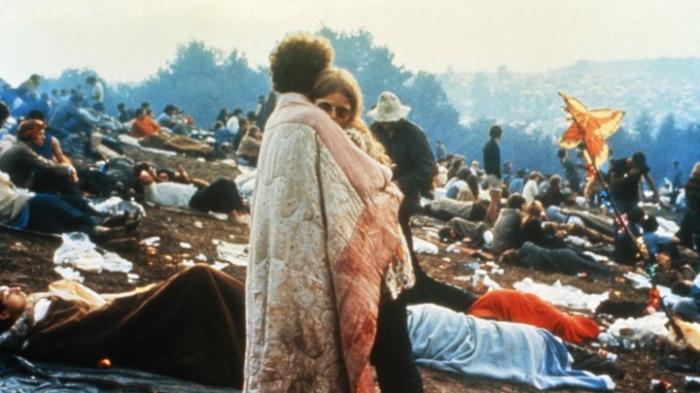 US-Kleinstadt erinnert an 50 Jahre Woodstock