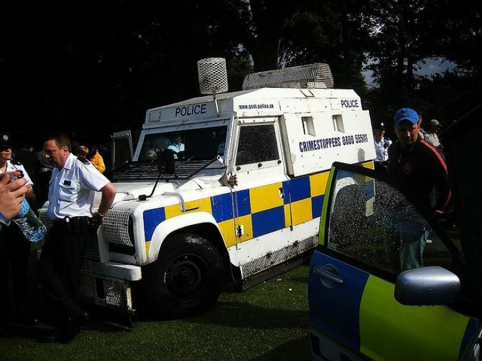 Une bombe explose sans faire de victimes près de la frontière irlandaise