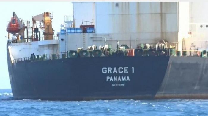 """""""Grace 1"""" tankeri yenidən Suriyaya neft daşıyacaq"""