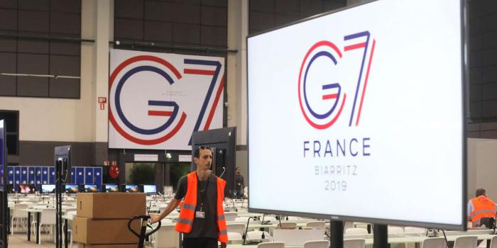 G7: des ONG environnementales boycotteront le sommet