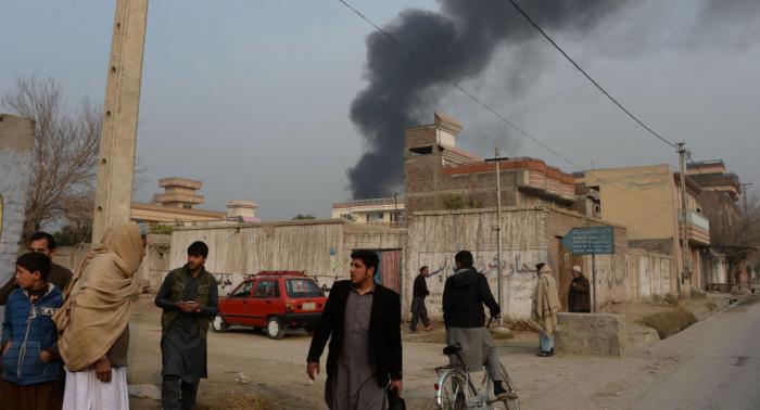 إصابة 16 أفغانيا على الأقل في عدة تفجيرات هزت مدينة جلال آباد شرقي البلاد
