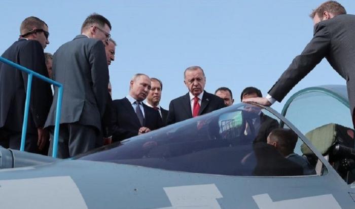 """Türkiyə Rusiyadan """"Su-57""""lər alır? - VİDEO"""