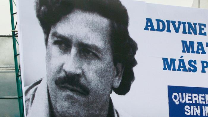 Pablo Escobar quería ser presidente de Colombia, según revela su viuda