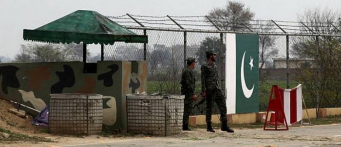 Pakistan sərhəd ərazilərə hərbi texnika yerləşdirir