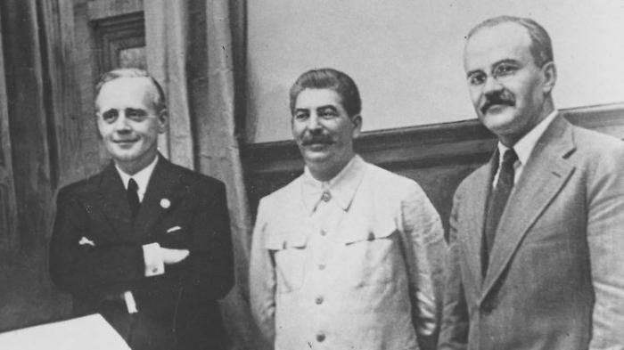 Wie es zum Hitler-Stalin-Pakt kam