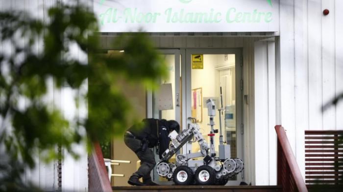 Verdächtiger nach Angriff in Moschee in U-Haft