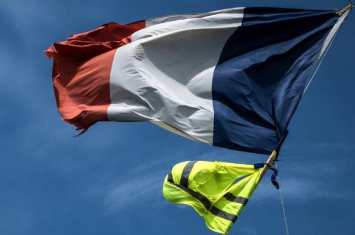 G7 : des centaines de «gilets jaunes» manifestent à Paris