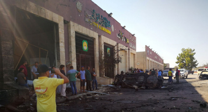 الأمم المتحدة تحقق بتفجير في مدينة بنغازي أدى لمقتل عدد من موظفيها