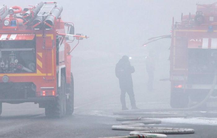 Russie:   deux morts dans une explosion sur un base militaire du Grand Nord