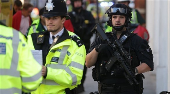 الشرطة البريطانية: إصابة شخص بحادث طعن في لندن