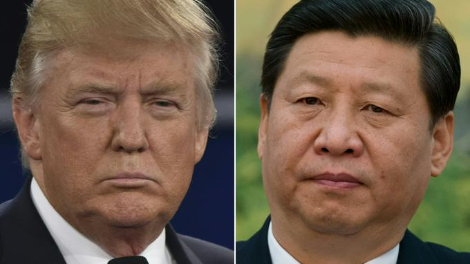Trump renchérit la hausse des taxes prévues sur les importations chinoises