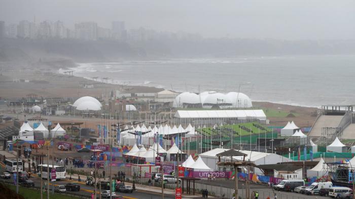 Lima registra la temperatura más baja en los últimos 31 años