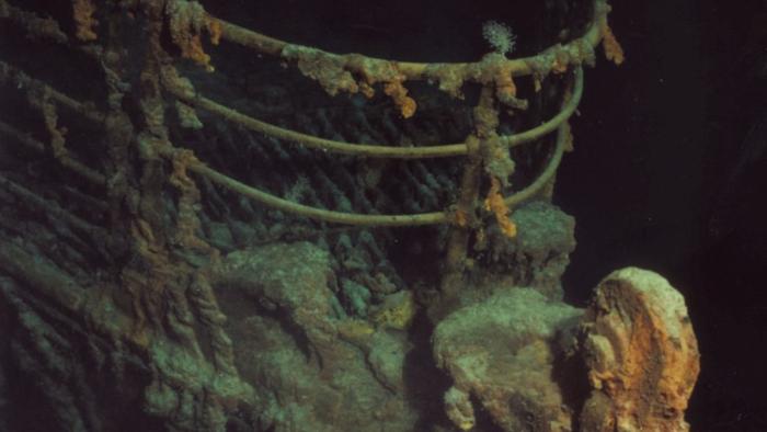 Las primeras imágenes del Titanic en 14 años muestran su creciente deterioro