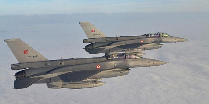 PKK-nın silah anbarı və sığınacaqlar dağıdıldı