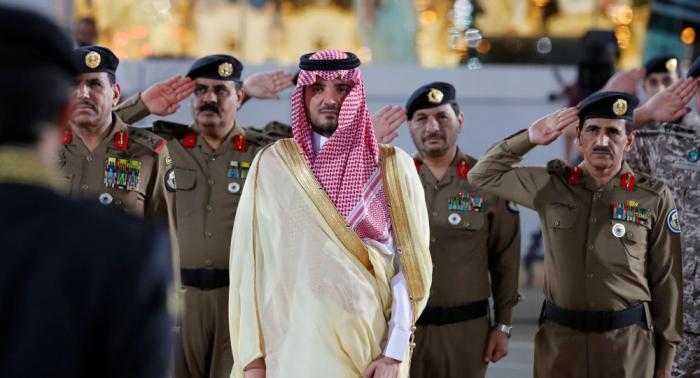 """مفاجأة غير متوقعة إلى رجل الأمن السعودي صاحب مقطع """"هذا واجبي"""""""