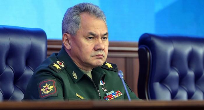 شويغو: الوضع على الحدود الغربية لروسيا ما زال متوترا