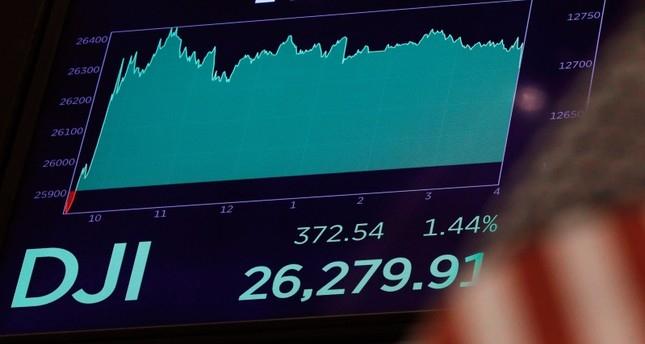 Global stock markets rally as Trump delays key China tariffs