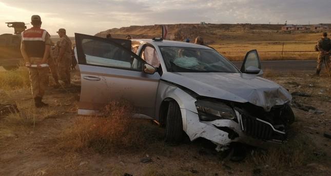 Deputy minister killed in car crash in Turkey