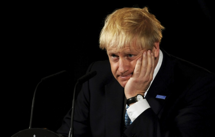 Brexit:   Johnson ne propose pas d