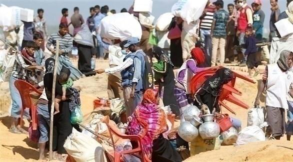 الأمم المتحدة: عودة الروهينجا إلى بورما تتم على أساس طوعي