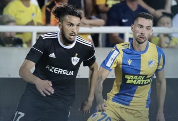Ligue des champions:   Qarabag prend la mesure de l'APOEL