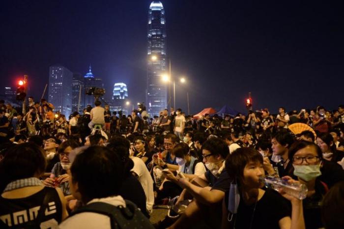 Hongkong: des leaders étudiants appellent à une grève des cours