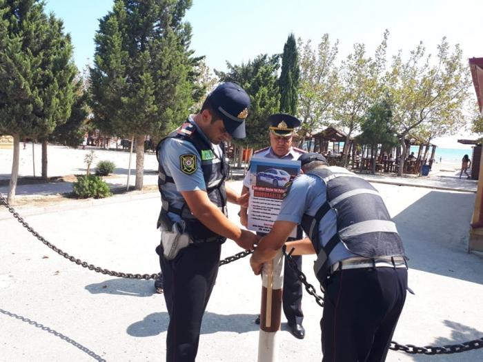 DYP Sabunçuda maarifləndirici tədbirlər keçirib - Fotolar