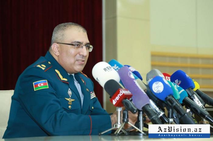 """""""Ermənistanla sərhəddə strateji mövqelər tutulub"""" - General-mayor"""
