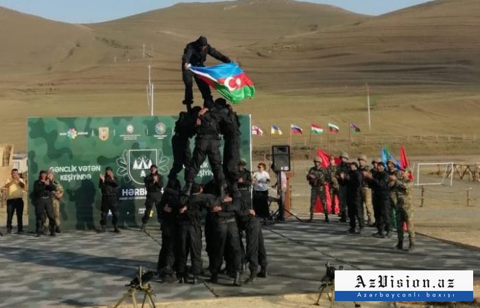 """""""Hərbiyyə""""yə start verildi - FOTOLAR"""
