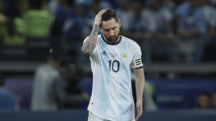 Messi 3 aylıq futboldan uzaqlaşdırıldı