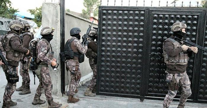 Türkiyədə PKK-ya qarşı növbəti əməliyyat