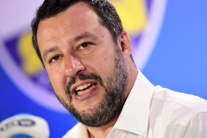 Salvini veut un budget de 50 milliards d