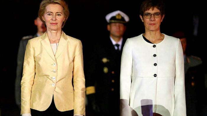 Allemagne : Ursula von der Leyen s