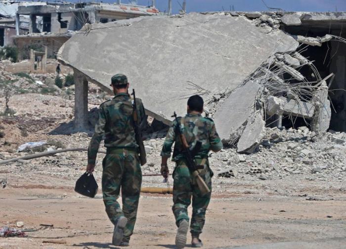 Rebelles et djihadistes se retirent d