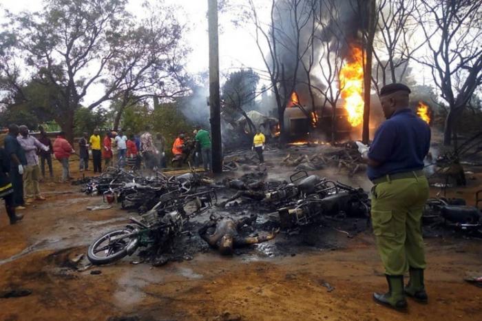 Siqaret faciəyə səbəb oldu: 60 nəfər yanaraq öldü