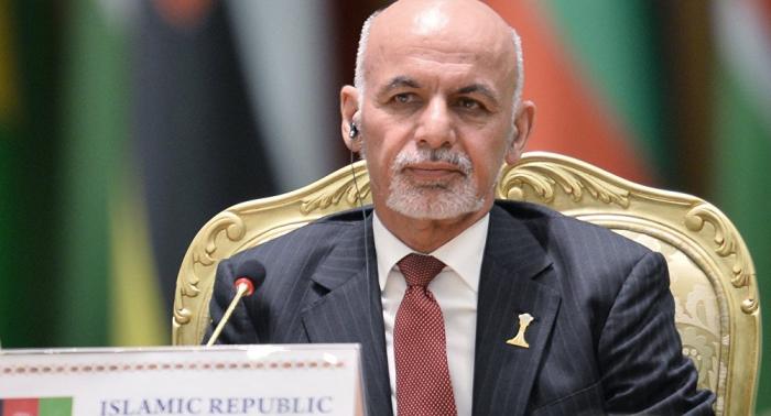 الرئيس الأفغاني يعلق على هجوم كابول الإرهابي