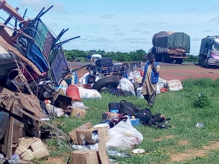 Un accident de la route fait 17 morts au Nigeria