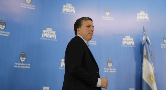 Argentina Treasury minister resigns, says