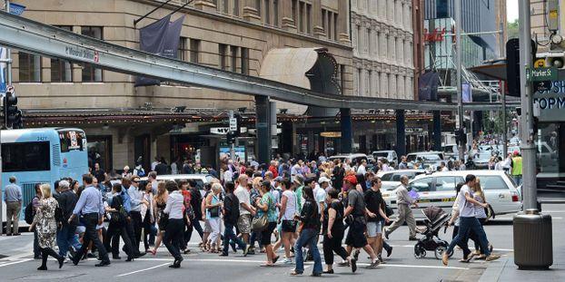 Australie: une personne poignardée dans une rue du centre de Sydney