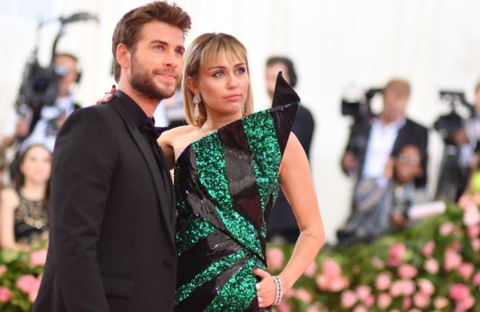 Miley Cyrus et Liam Hemsworth se séparent après 8 mois de mariage