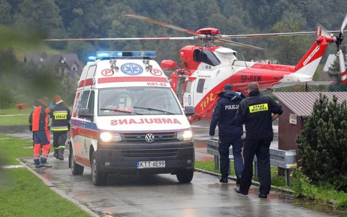 Pologne: un des deux spéléologues bloqués retrouvé mort