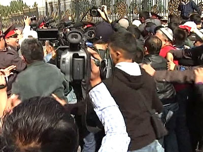 Almost 140 people seek medical assistance after riots in Kyrgyzstan