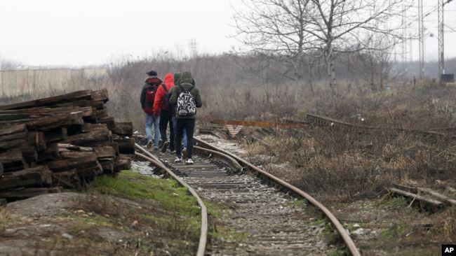 Un groupe de 18 migrants blessés à la frontière entre Bosnie et Croatie