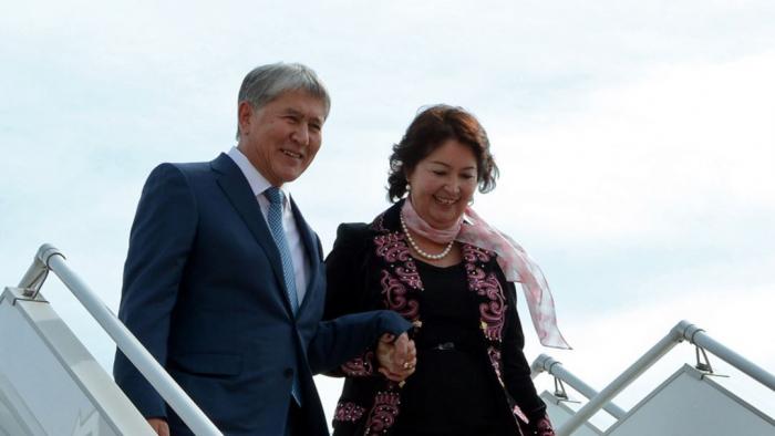 Ex-Kyrgyz President Atambaev remanded in custody until Aug 26, wife under investigation