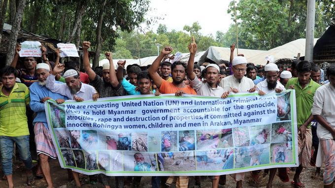 La Birmanie accuse Dacca d