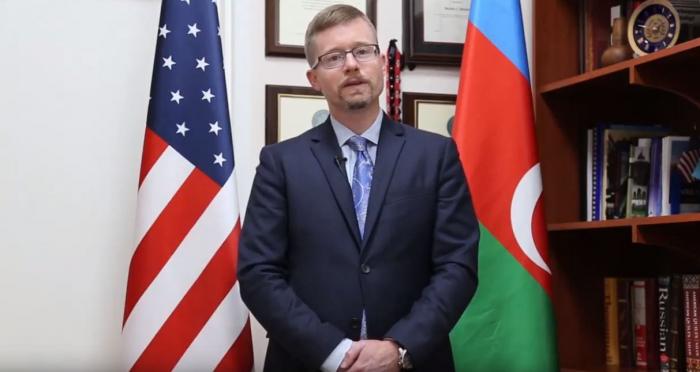 ABŞ səfirliyi Azərbaycan xalqını təbrik edib - Video