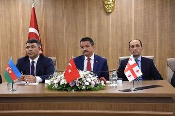 Baku, Ankara and Tbilisi sign hazelnut declaration