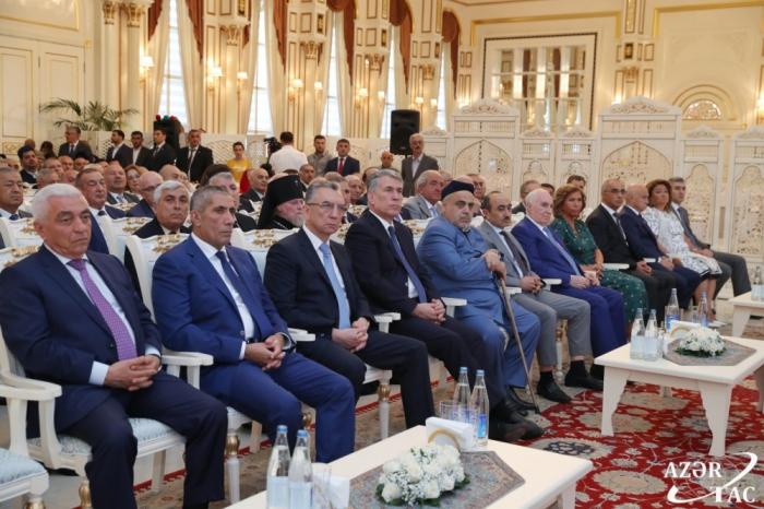 "Baku hosts ""Sheikhulislam Allahshukur Pashazade 70 – A life devoted to morality"" conference"