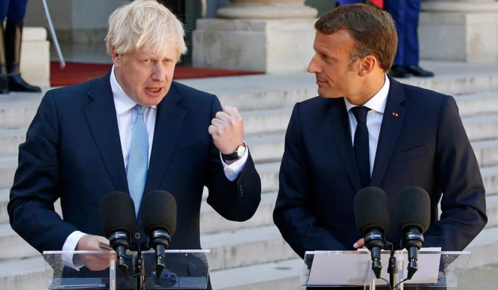 Too late for new Brexit deal, France