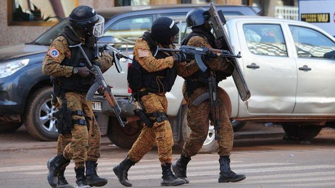 Burkina: une dizaine de militaires tués dans une «attaque terroriste d